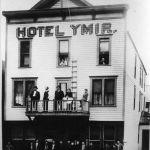 Ymir Hotel 1915