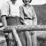 1940 - George & Evelyn Murrey
