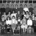 1964 - 1965 Maria V-Kenny S-Garnet T-Earl E-John M-Butch H-Joe B-Brian T-Clifford W-Gordon S-Jimony C-Marc L-Richard H-Bronny Y-Joyce H-Gloria W-Beverley G-Judy P-Jimmy H-Danny S-Gleron F-Erik H-Janice F-Marlyn M-Karen A-Shirley T-Jannet B-Joeanne M-M