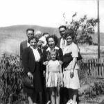 1943 - Matt-Baley-Scotty-Sonny-Grace-Helen-Tammie-Florence