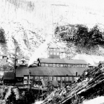 Ymir Gold Mine Mill 190?