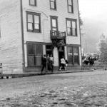 Ymir Hotel 1940s