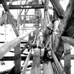 Durango Bridge George Murray 1940
