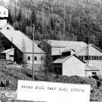 Wesko Mill Ymir BC 1930s
