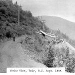Wesko Mine Ymir BC Sept 1935