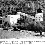 Yankee Girl, Mill and lower termal of tramway, Sept 1935