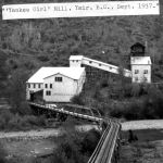 Yankee Girl Mill Ymir BC Sept 1937