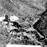 Ymir gold mines stamp mill 1914